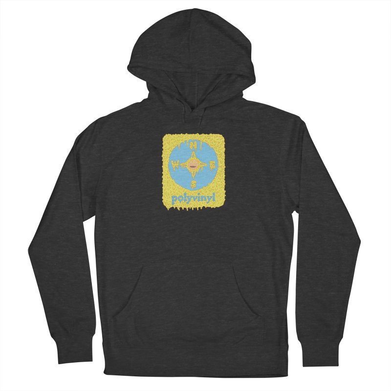 Polyvinyl x David Barnes Collaboration Men's French Terry Pullover Hoody by Polyvinyl Threadless Shop