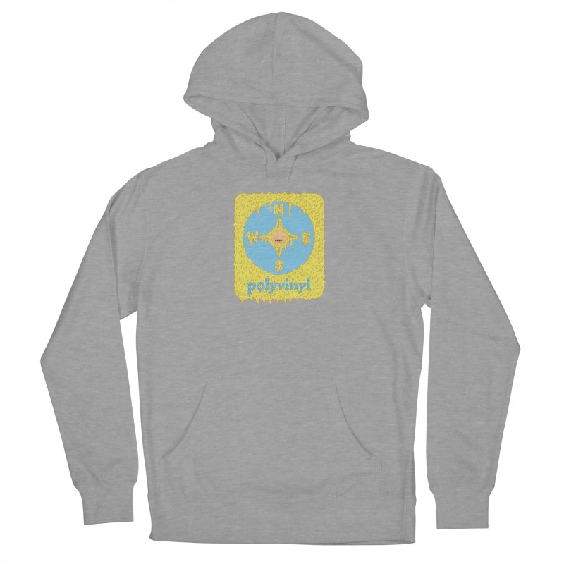 Polyvinyl x David Barnes Collaboration Men's Pullover Hoody by Polyvinyl Threadless Shop