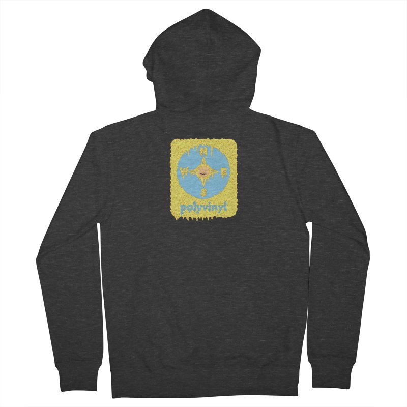 Polyvinyl x David Barnes Collaboration Men's Zip-Up Hoody by Polyvinyl Threadless Shop