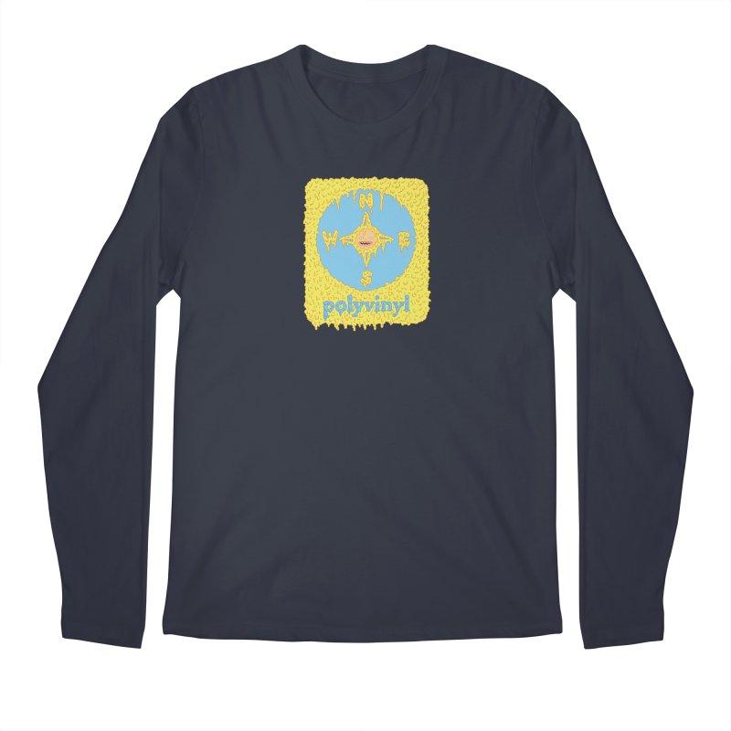 Polyvinyl x David Barnes Collaboration Men's Longsleeve T-Shirt by Polyvinyl Threadless Shop