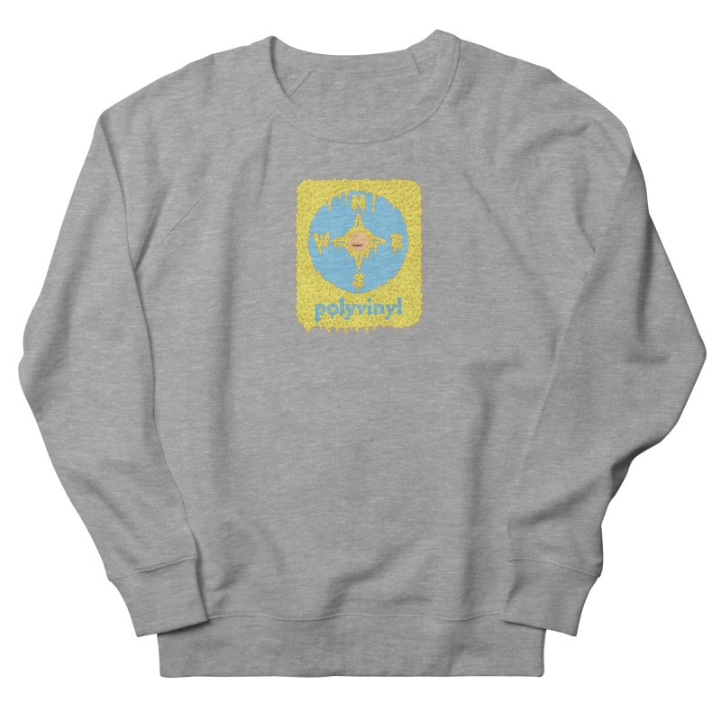 Polyvinyl x David Barnes Collaboration Women's Sweatshirt by Polyvinyl Threadless Shop
