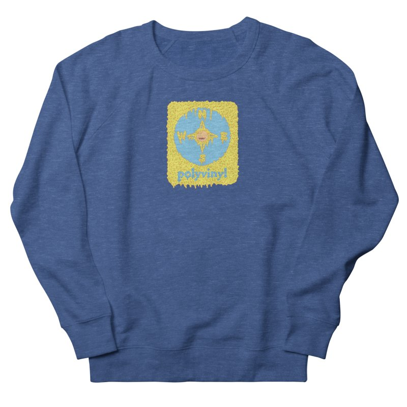 Polyvinyl x David Barnes Collaboration Men's French Terry Sweatshirt by Polyvinyl Threadless Shop