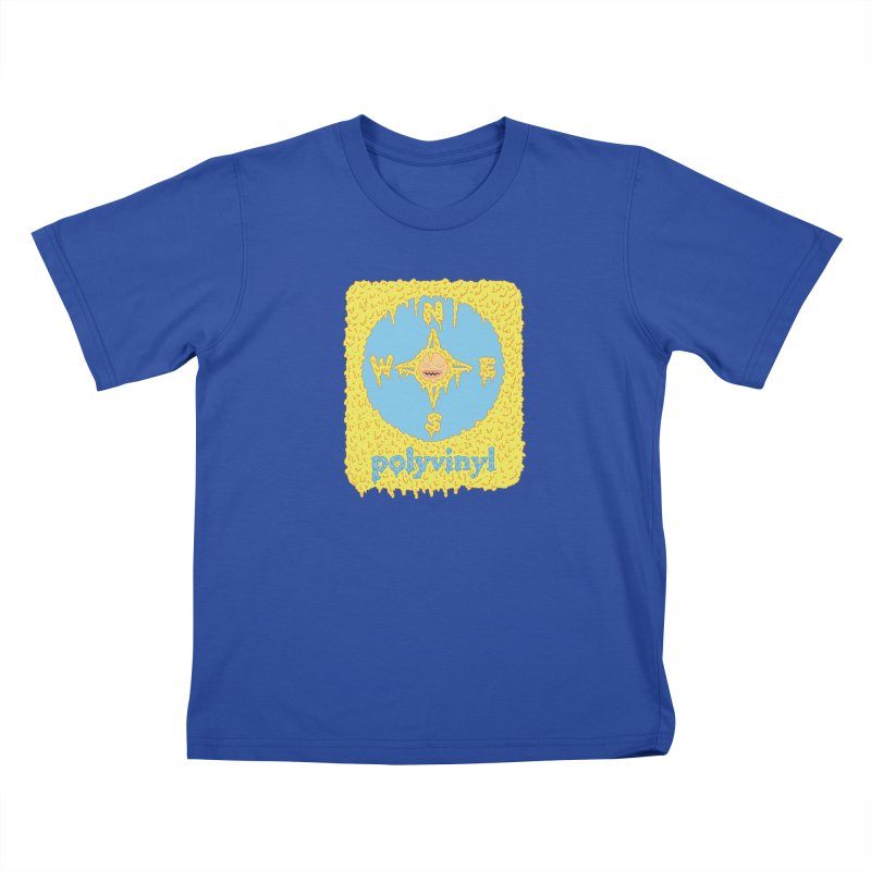 Polyvinyl x David Barnes Collaboration Kids T-Shirt by Polyvinyl Threadless Shop