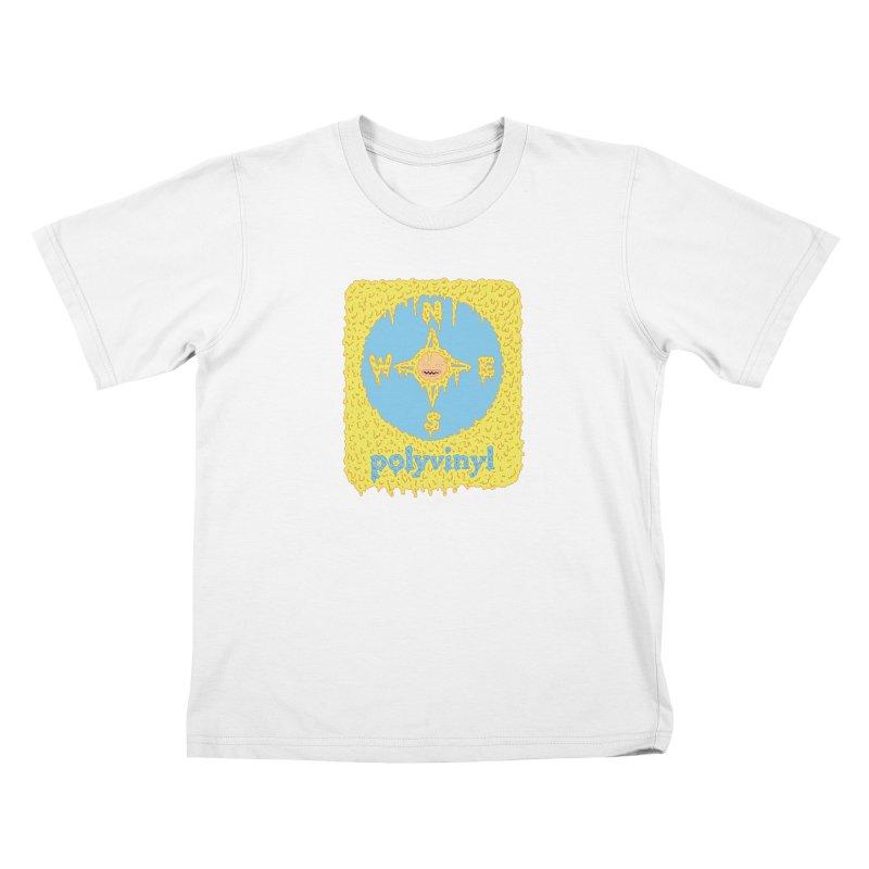 Polyvinyl x David Barnes Collaboration Kids T-shirt by Polyvinyl Threadless Shop