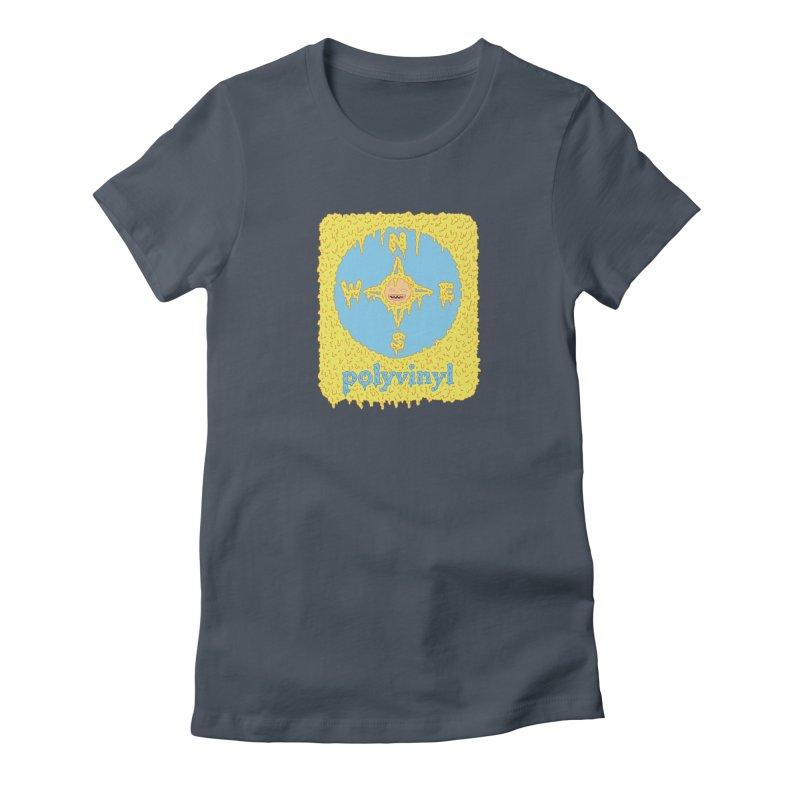 Polyvinyl x David Barnes Collaboration Women's T-Shirt by Polyvinyl Threadless Shop