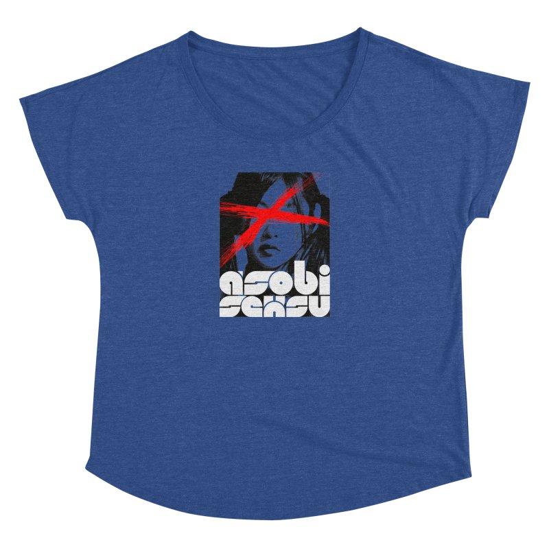 Asobi Seksu - x-girl Women's Scoop Neck by Polyvinyl Threadless Shop
