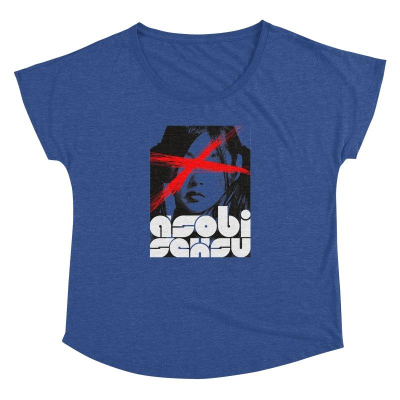 Asobi Seksu - x-girl Women's Dolman by Polyvinyl Threadless Shop