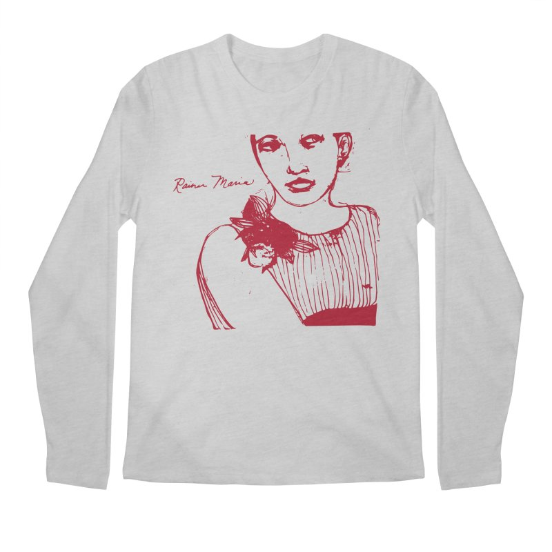 Rainer Maria - Long Knives Drawn Men's Regular Longsleeve T-Shirt by Polyvinyl Threadless Shop