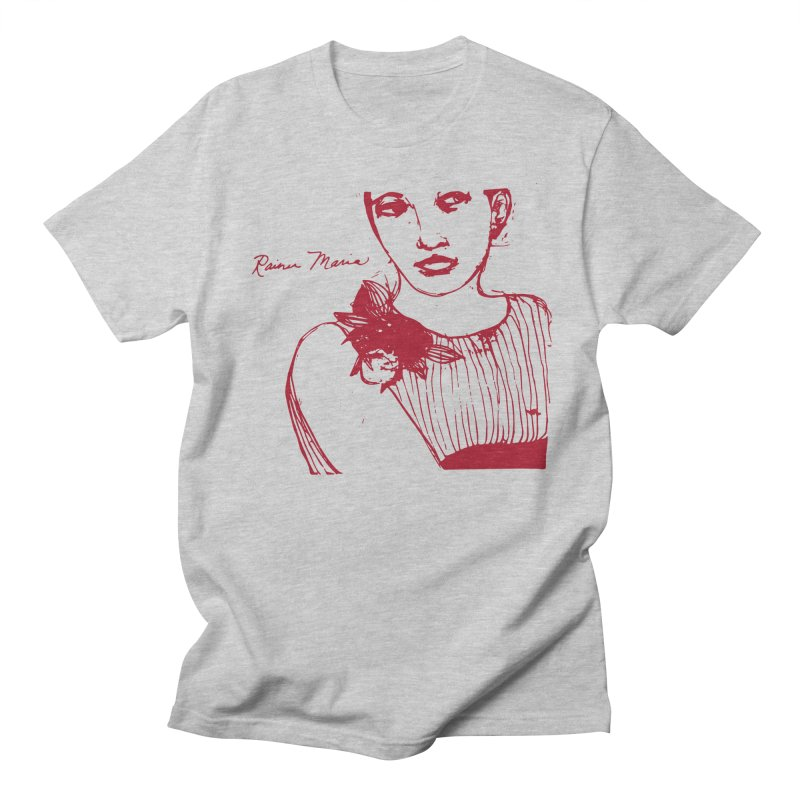 Rainer Maria - Long Knives Drawn Women's Unisex T-Shirt by Polyvinyl Threadless Shop