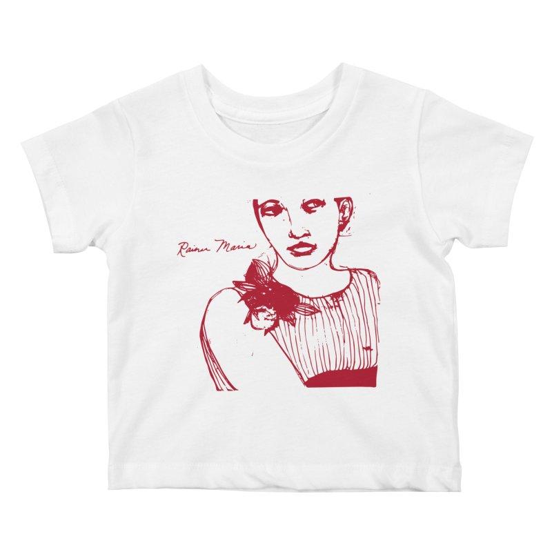 Rainer Maria - Long Knives Drawn Kids Baby T-Shirt by Polyvinyl Threadless Shop