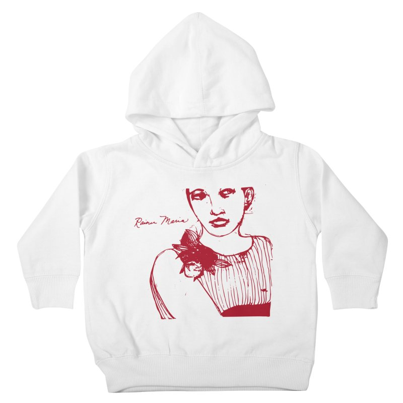 Rainer Maria - Long Knives Drawn Kids Toddler Pullover Hoody by Polyvinyl Threadless Shop