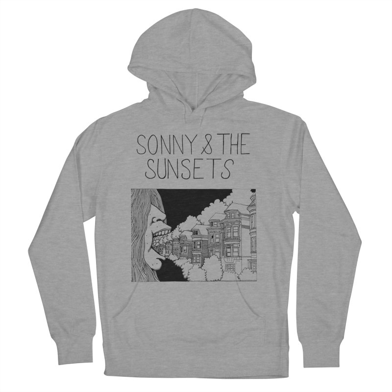 Sonny & The Sunsets x Ben Montero Collaboration Women's Pullover Hoody by Polyvinyl Threadless Shop