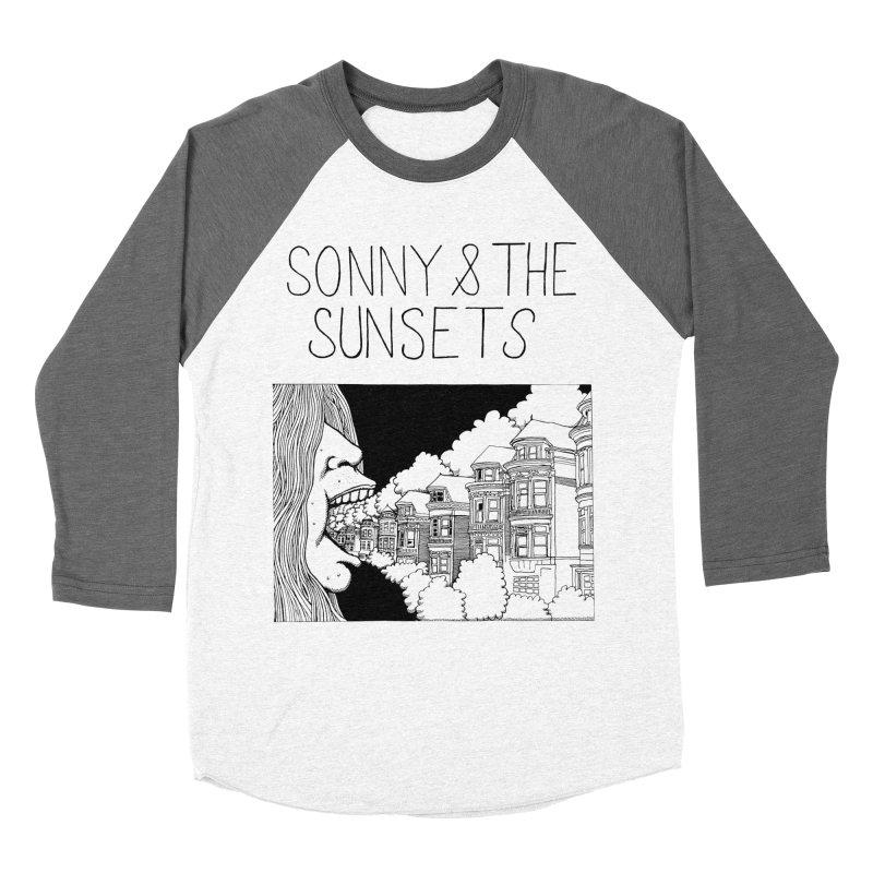 Sonny & The Sunsets x Ben Montero Collaboration Women's Longsleeve T-Shirt by Polyvinyl Threadless Shop