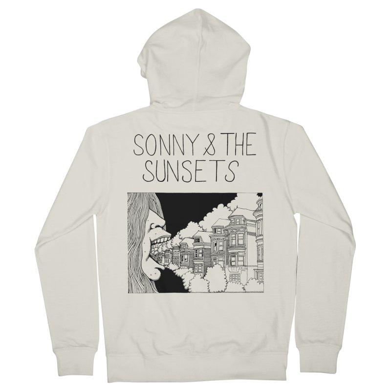 Sonny & The Sunsets x Ben Montero Collaboration Women's Zip-Up Hoody by Polyvinyl Threadless Shop