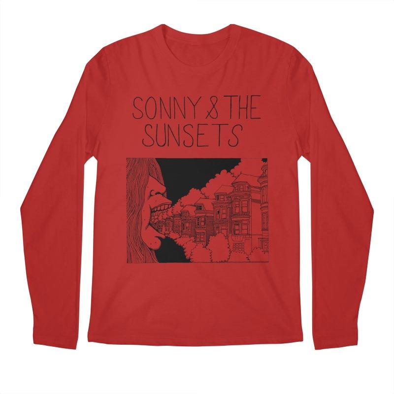 Sonny & The Sunsets x Ben Montero Collaboration Men's Longsleeve T-Shirt by Polyvinyl Threadless Shop