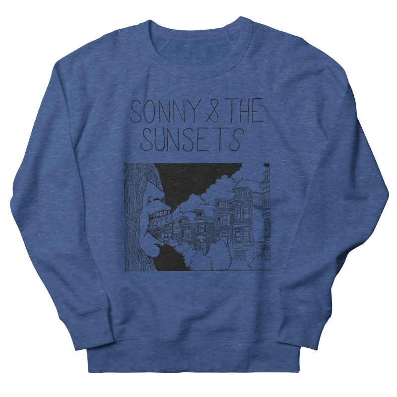 Sonny & The Sunsets x Ben Montero Collaboration Women's Sweatshirt by Polyvinyl Threadless Shop