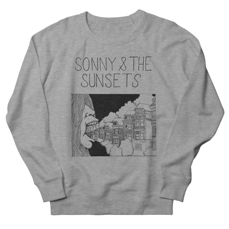 Sonny & The Sunsets x Ben Montero Collaboration Women's French Terry Sweatshirt by Polyvinyl Threadless Shop