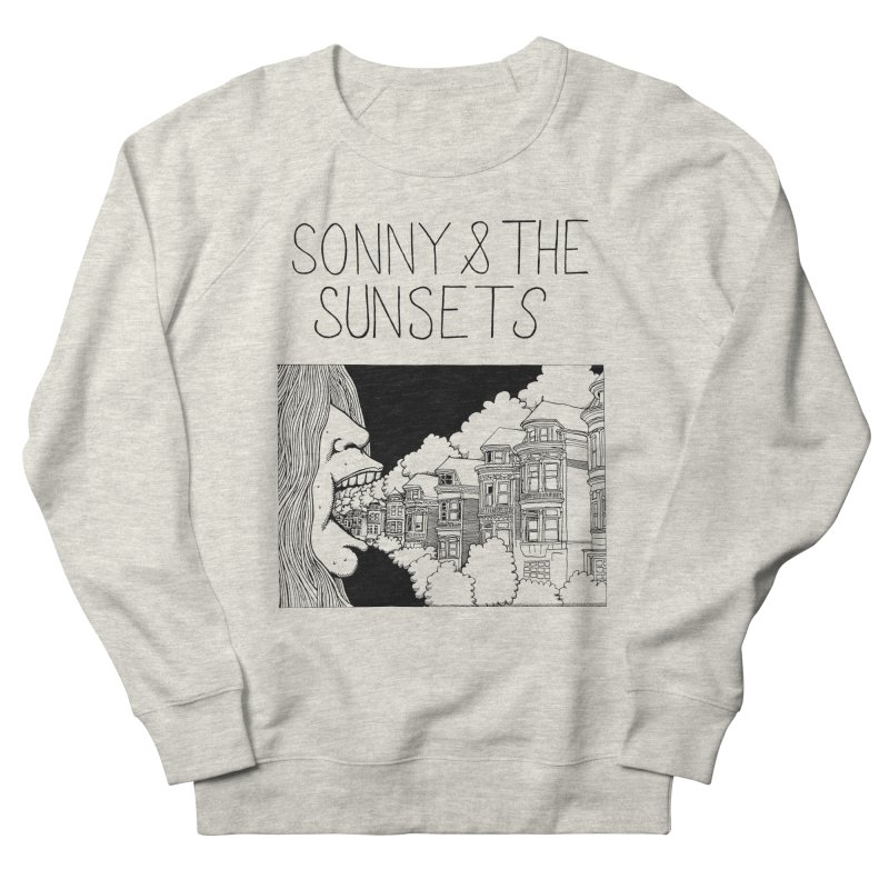 Sonny & The Sunsets x Ben Montero Collaboration Men's Sweatshirt by Polyvinyl Threadless Shop