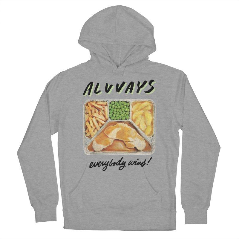 Alvvays - everybody wins! Women's Pullover Hoody by Polyvinyl Threadless Shop