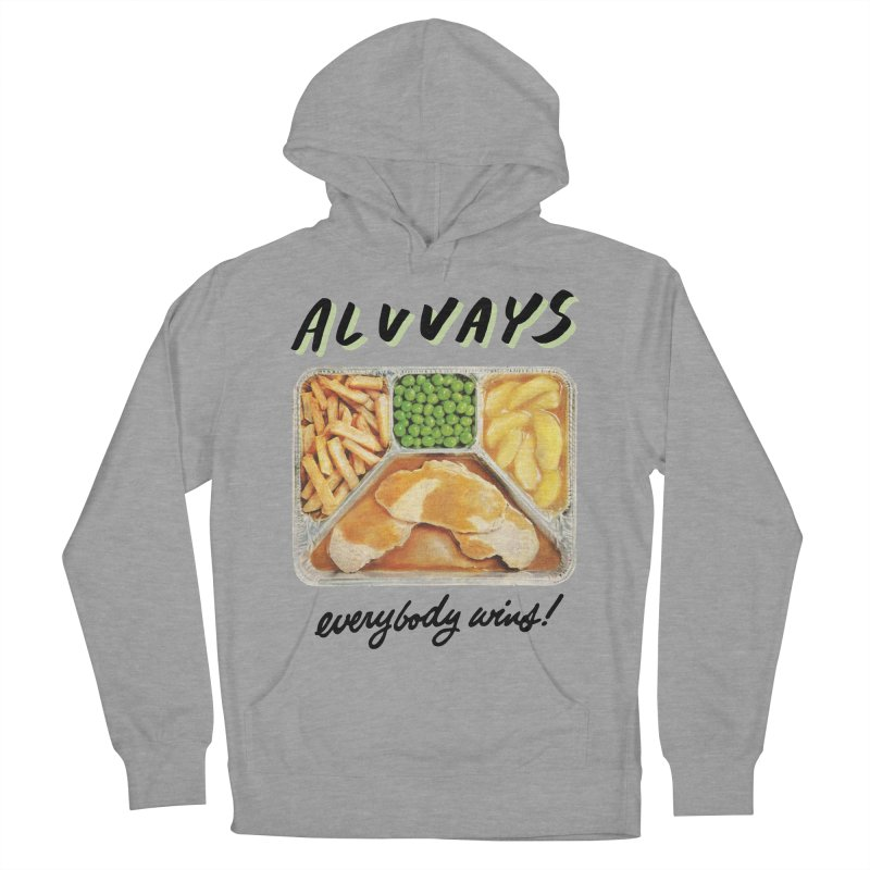Alvvays - everybody wins! Women's French Terry Pullover Hoody by Polyvinyl Threadless Shop