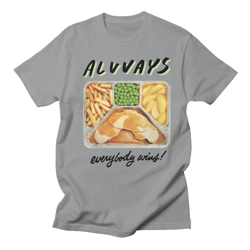 Alvvays - everybody wins! Men's T-shirt by Polyvinyl Threadless Shop