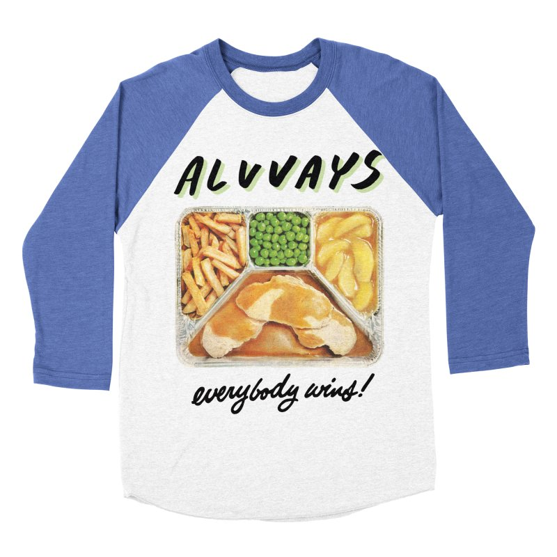 Alvvays - everybody wins! Women's Baseball Triblend T-Shirt by Polyvinyl Threadless Shop