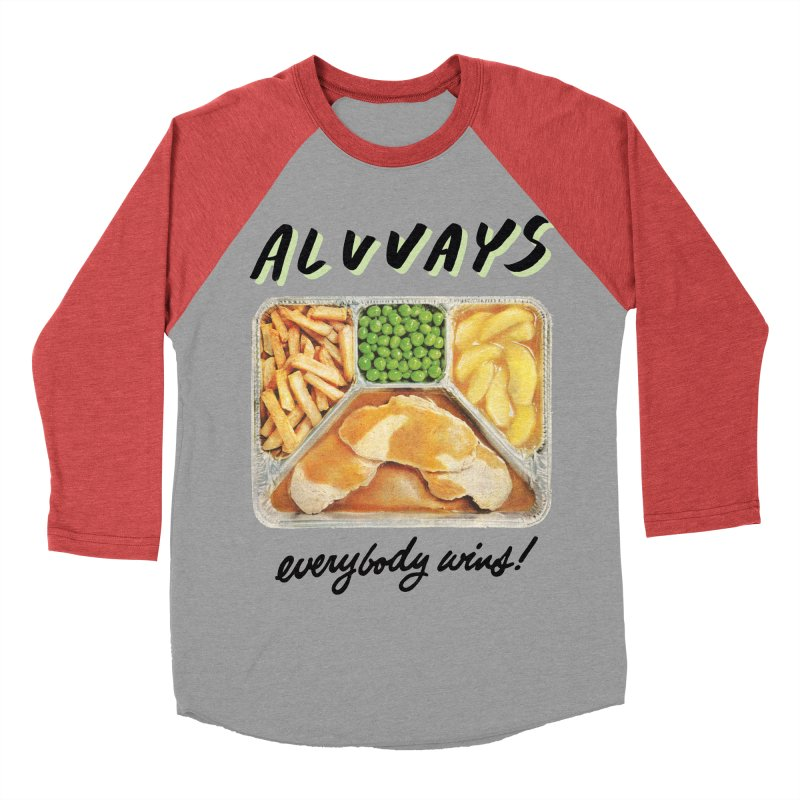 Alvvays - everybody wins! Men's Baseball Triblend T-Shirt by Polyvinyl Threadless Shop