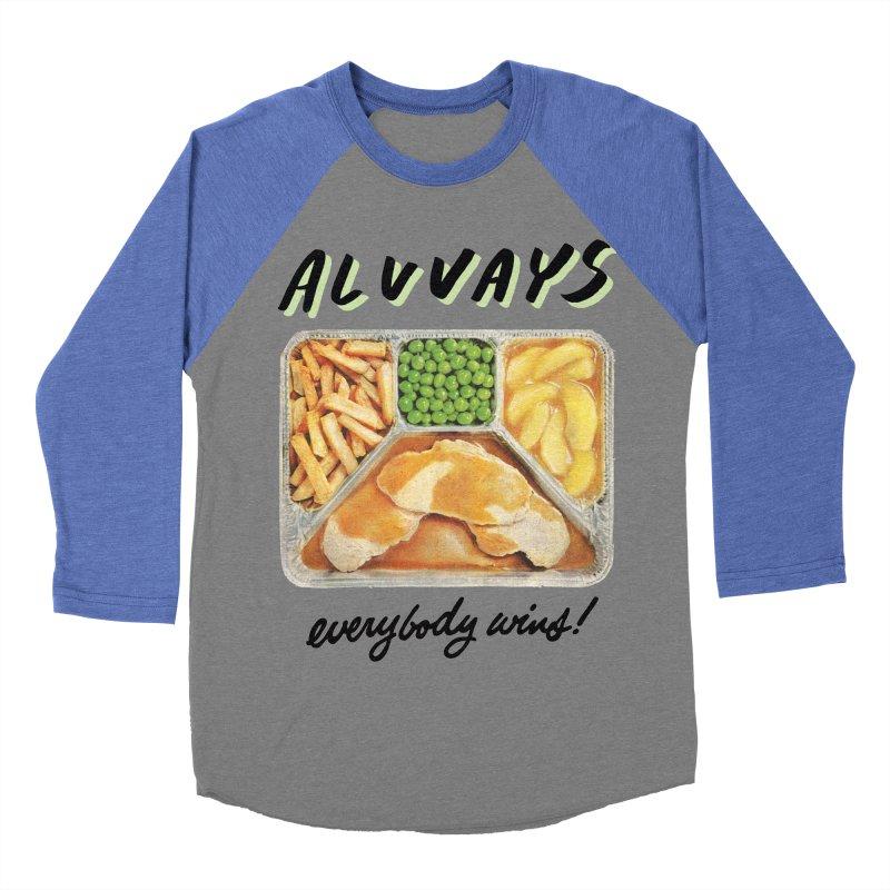 Alvvays - everybody wins! Men's Baseball Triblend T-Shirt by Polyvinyl Threadless Shop