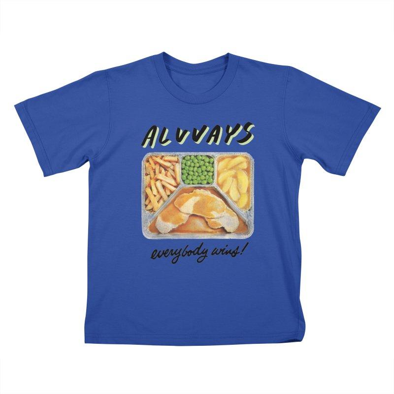 Alvvays - everybody wins! Kids T-Shirt by Polyvinyl Threadless Shop
