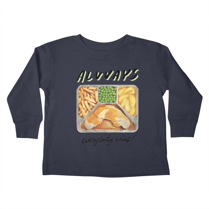 Alvvays - everybody wins! Kids Toddler Longsleeve T-Shirt by Polyvinyl Threadless Shop