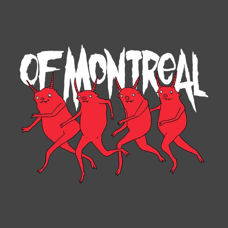 of Montreal - Devils Men's Sweatshirt by Polyvinyl Threadless Shop