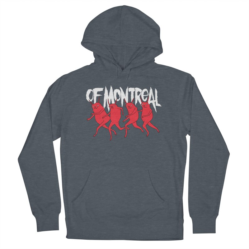 of Montreal - Devils Women's French Terry Pullover Hoody by Polyvinyl Threadless Shop