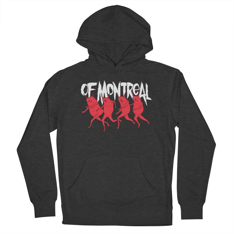 of Montreal - Devils Men's Pullover Hoody by Polyvinyl Threadless Shop