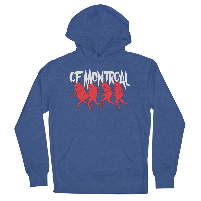 of Montreal - Devils Men's French Terry Pullover Hoody by Polyvinyl Threadless Shop