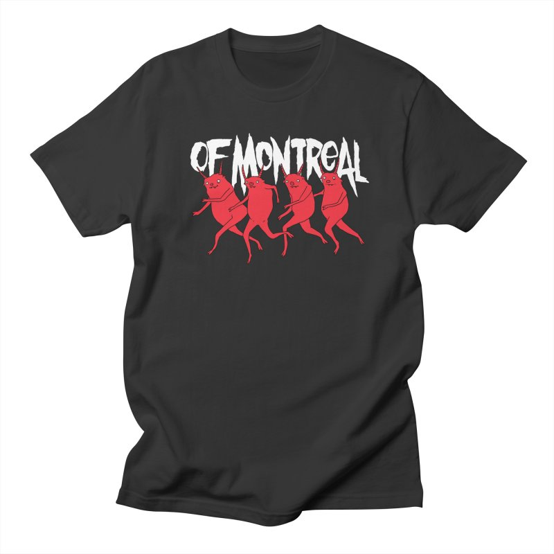 of Montreal - Devils Men's T-Shirt by Polyvinyl Threadless Shop