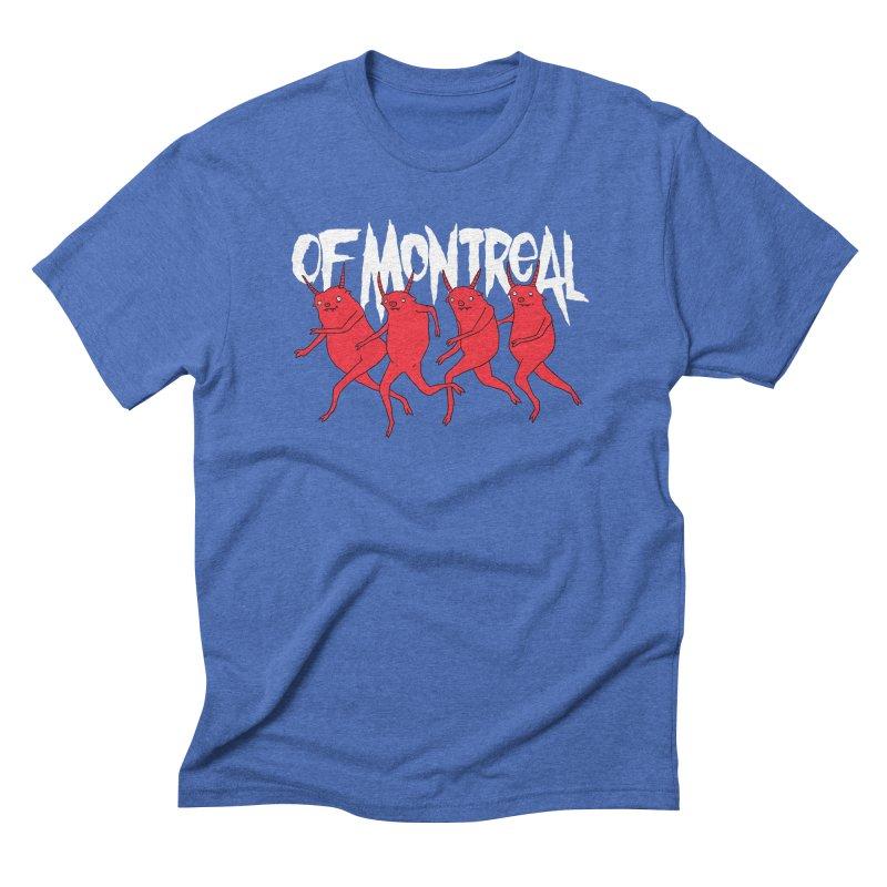 of Montreal - Devils Men's Triblend T-Shirt by Polyvinyl Threadless Shop