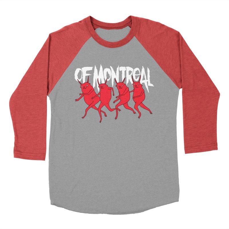 of Montreal - Devils Women's Baseball Triblend T-Shirt by Polyvinyl Threadless Shop