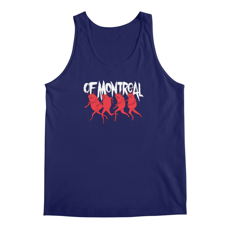 of Montreal - Devils Men's Tank by Polyvinyl Threadless Shop