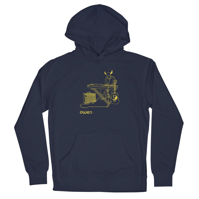 Owen - Horns, Guitars, and Keys Women's Pullover Hoody by Polyvinyl Threadless Shop