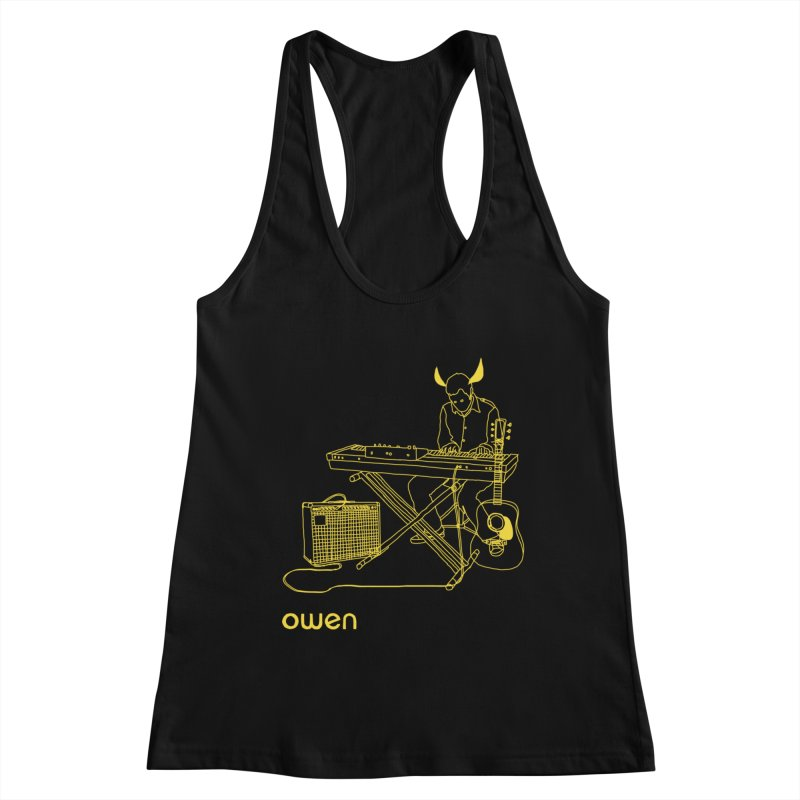 Owen - Horns, Guitars, and Keys Women's Tank by Polyvinyl Threadless Shop
