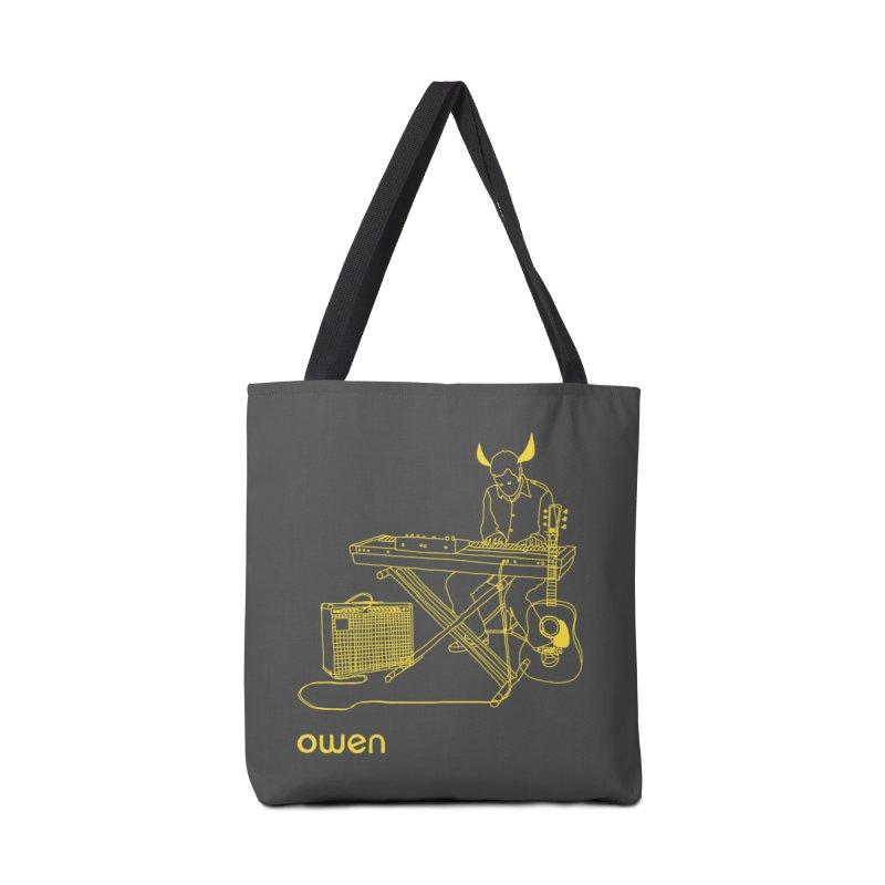 Owen - Horns, Guitars, and Keys Accessories Bag by Polyvinyl Threadless Shop