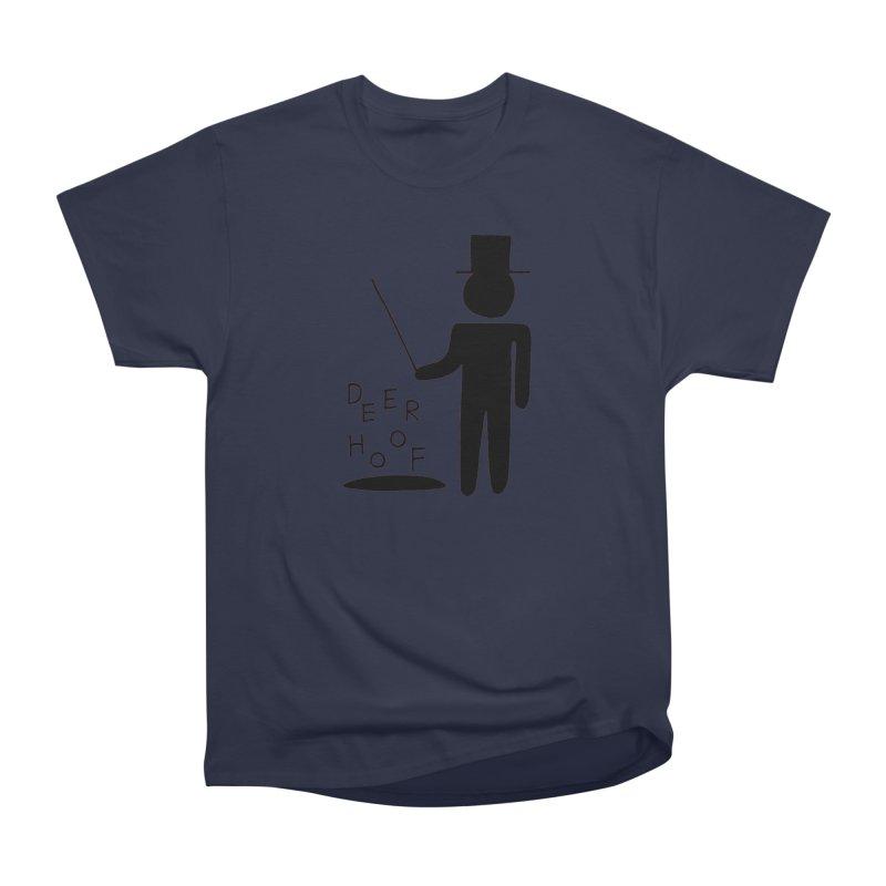 Deerhoof - The Magician Women's Heavyweight Unisex T-Shirt by Polyvinyl Threadless Shop