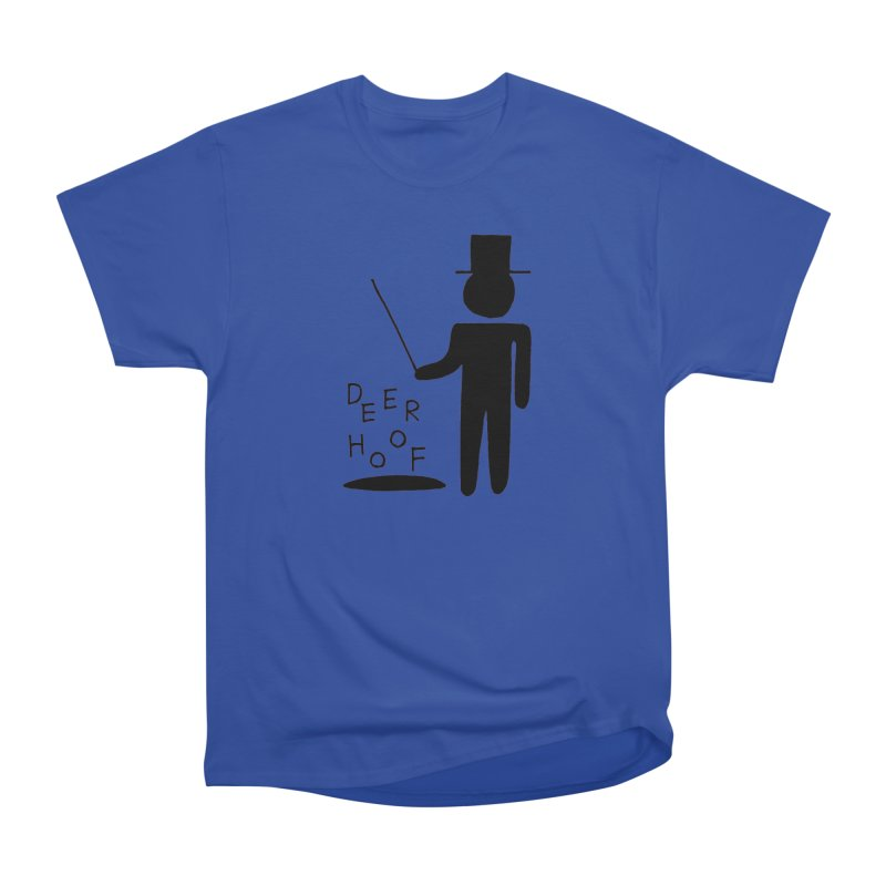 Deerhoof - The Magician Men's Heavyweight T-Shirt by Polyvinyl Threadless Shop