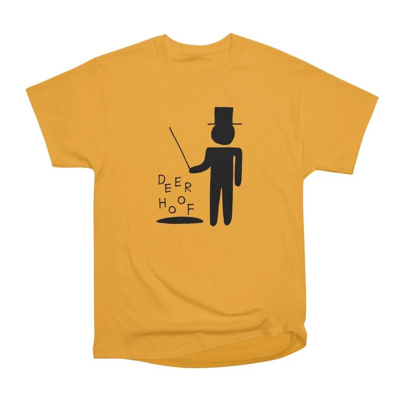 Deerhoof - The Magician Men's Heavyweight T-Shirt by Polyvinyl Threadless Shop