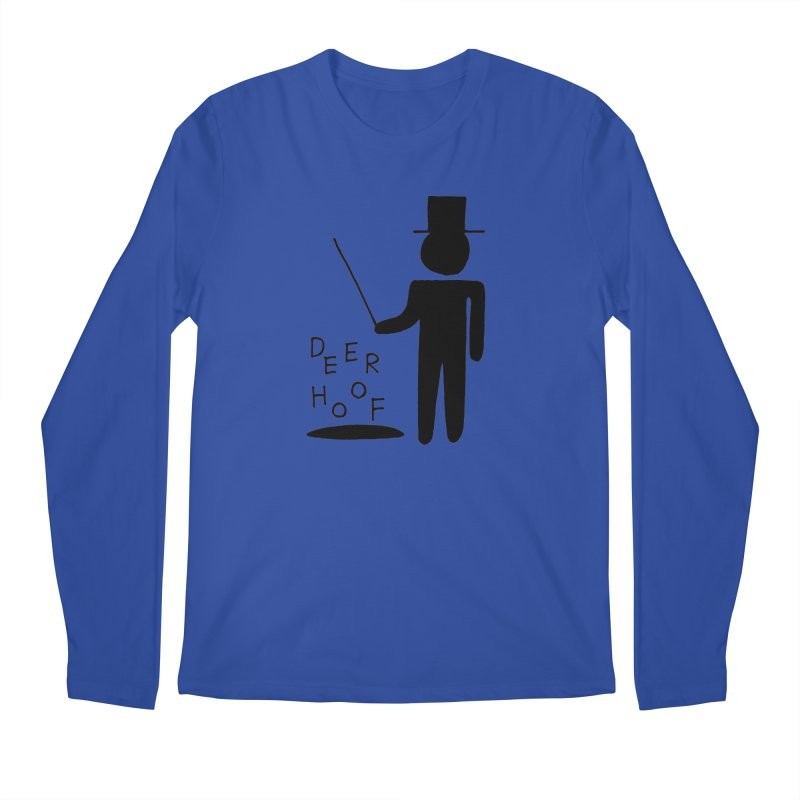 Deerhoof - The Magician Men's Regular Longsleeve T-Shirt by Polyvinyl Threadless Shop