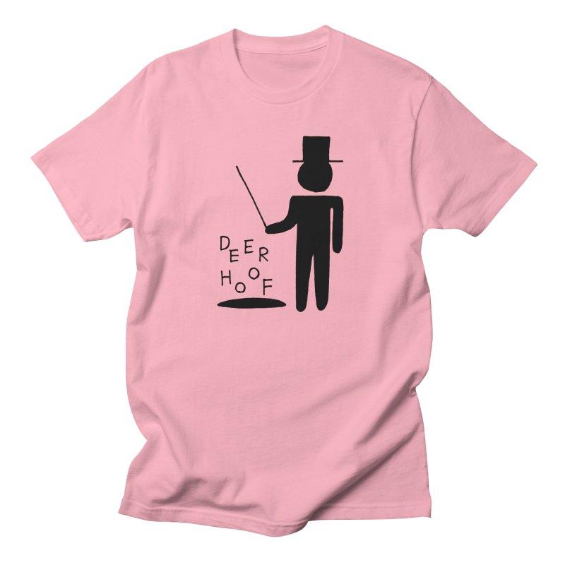 Deerhoof - The Magician Women's Unisex T-Shirt by Polyvinyl Threadless Shop