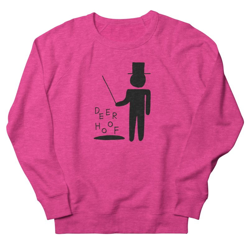 Deerhoof - The Magician Women's French Terry Sweatshirt by Polyvinyl Threadless Shop
