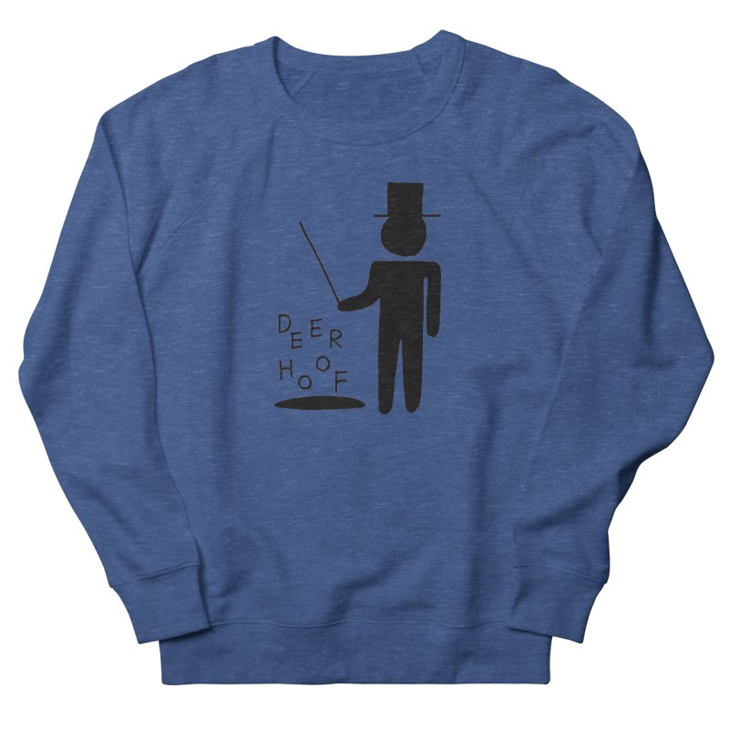 Deerhoof - The Magician Men's French Terry Sweatshirt by Polyvinyl Threadless Shop