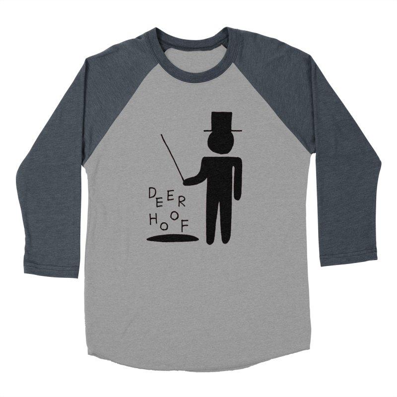 Deerhoof - The Magician Women's Baseball Triblend T-Shirt by Polyvinyl Threadless Shop