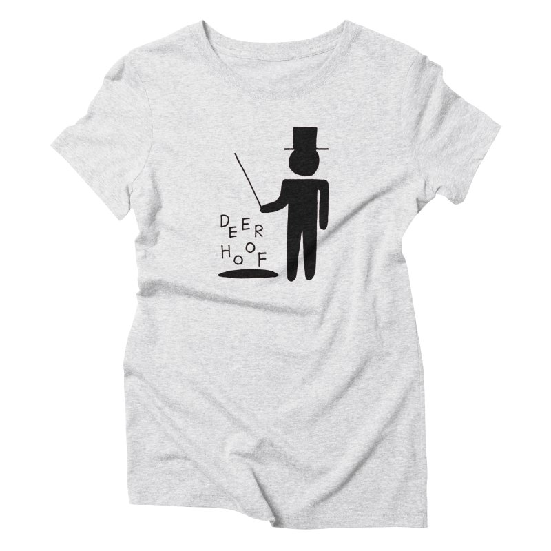 Deerhoof - The Magician Women's T-Shirt by Polyvinyl Threadless Shop